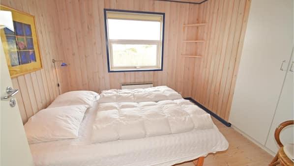 4 soveværelser, internetforbindelse