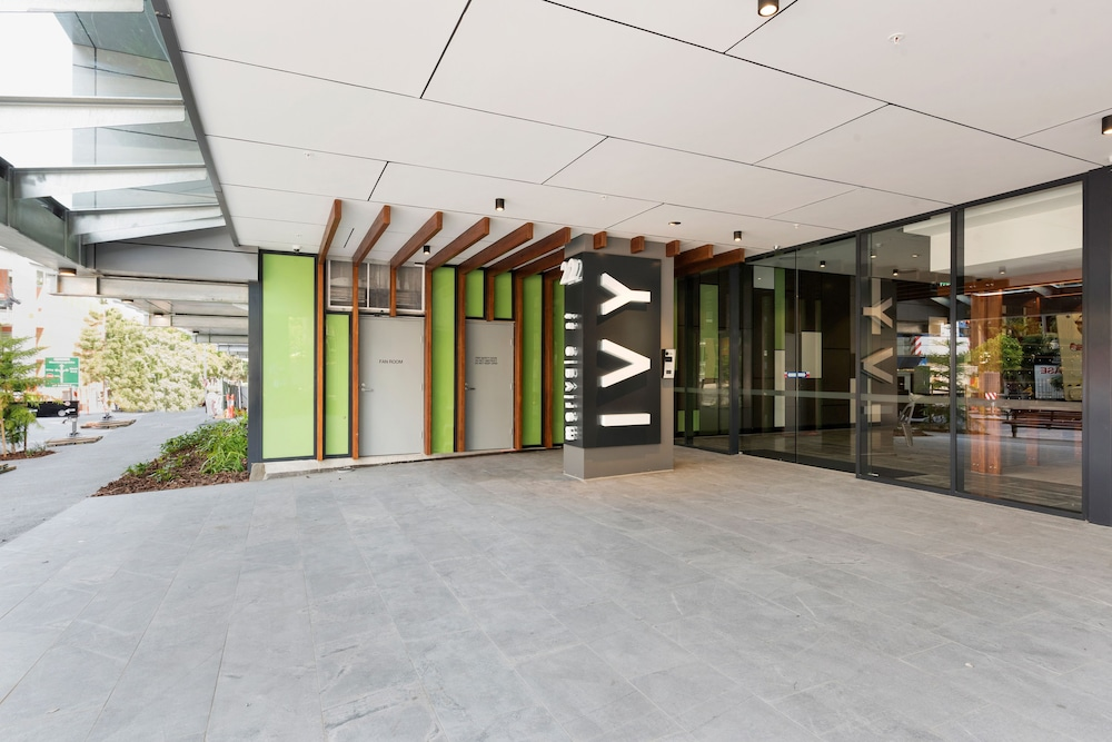 Property Entrance, Arise Ivy Eve Brisbane