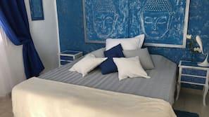 1 Schlafzimmer, Bügeleisen/Bügelbrett, kostenlose Babybetten