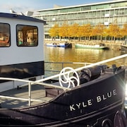 Kyle Blue Bristol - Luxury Hostel Boat