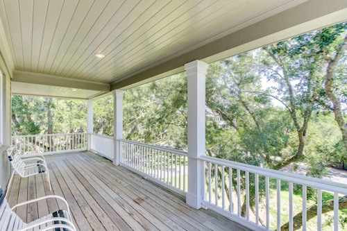 Great Place to stay Wonderful 7BR Home in Debordieu w/ Super Location, Great Porches and More! near Georgetown