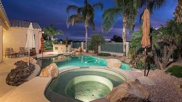 Sanitized Hole in One/ Palm Valley Golf Home/ 4 BR/ PVT Pool/ Jacuzzi/ Goodyear