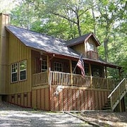 2 Story Wildwood Tree House Love Nest Cabin On Wooded 2 Acre Private Location