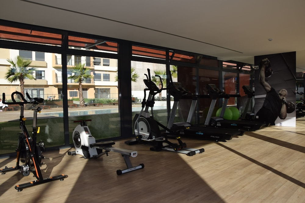 Fitness Facility, * River Terraces * Superb residence in the south bay of Lisbon, on the banks of the Tagus River