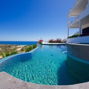4BR - Custom Home - Breathtaking Views of the East Cape and Sea of Cortez