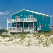 Beachwalk Total 20 People Directly Gulf Front 8 Bedrooms, 4 Full/2 Half Baths