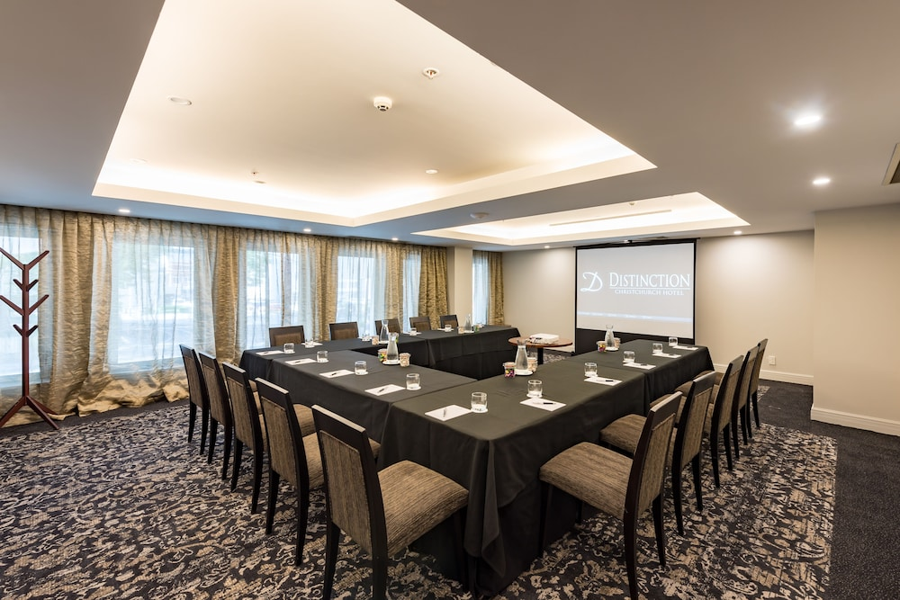 Meeting Facility, Distinction Christchurch Hotel