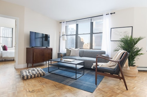 Great Place to stay Spacious 1BR in Financial District by Sonder near Boston