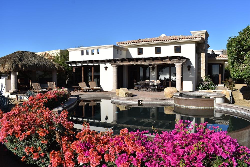Casa portofino luxury ocean view villa los cabos messico