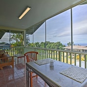 New! Hale Aloha 3BR Holualoa Home W/ocean Views!