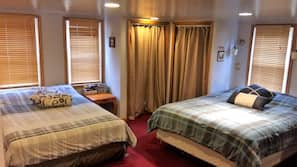 2 quartos, Wi-Fi, roupa de cama