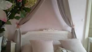 Individually decorated, individually furnished, desk, blackout curtains