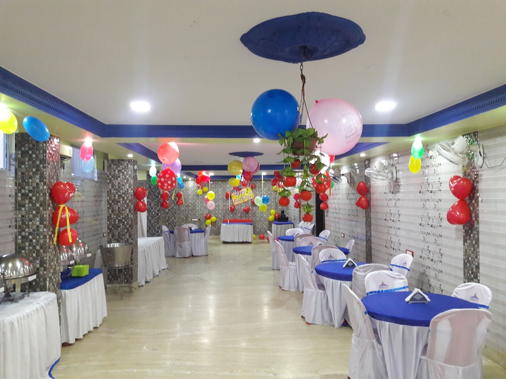 Birthday Party Area, Kalpana Inn
