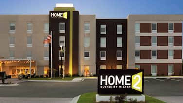 Home2 Suites by Hilton Savannah Airport, GA