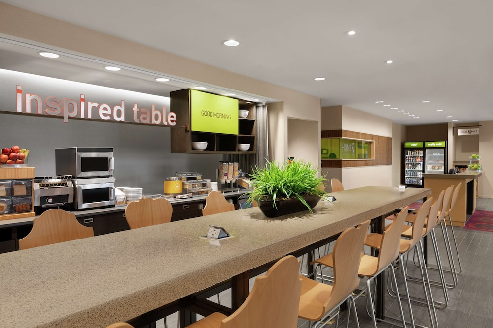 Breakfast Area, Home2 Suites by Hilton Savannah Airport, GA