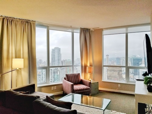Check Expedia for Availability of Granville & Robson Downtown Delight