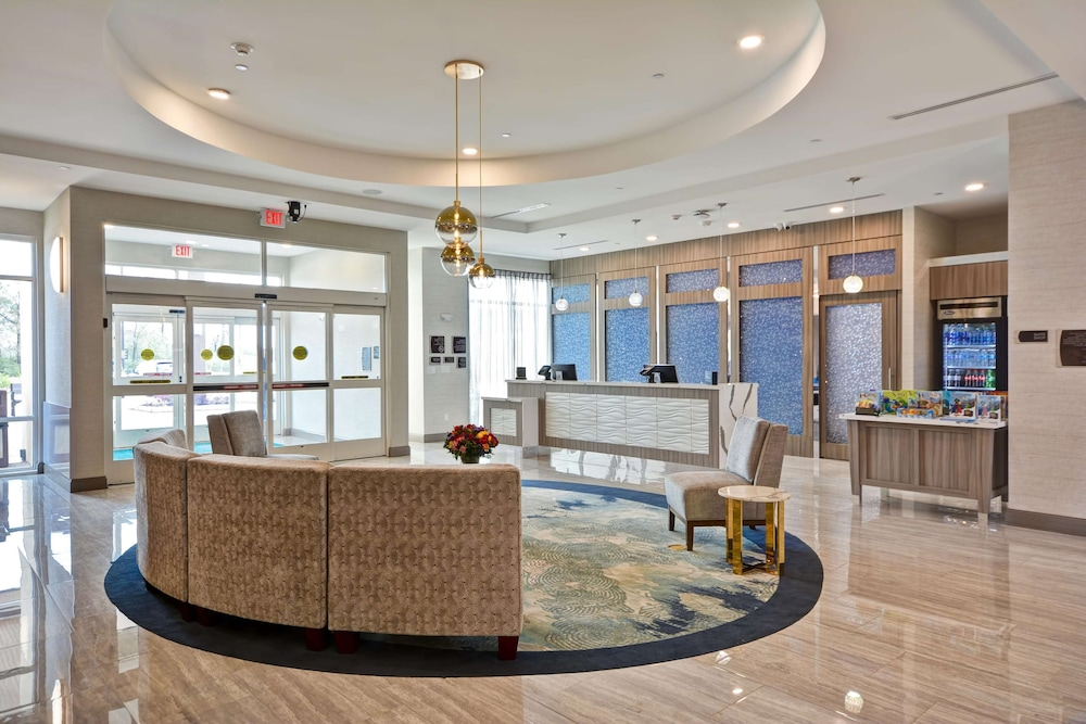 Reception, Homewood Suites by Hilton Conroe
