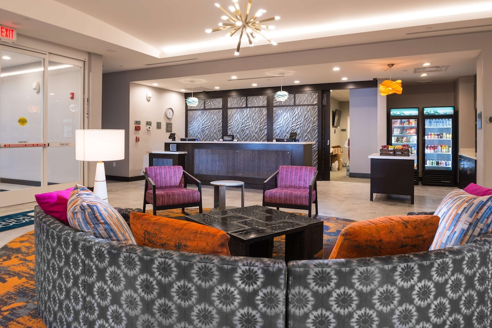 Reception, Homewood Suites by Hilton Tulsa Catoosa