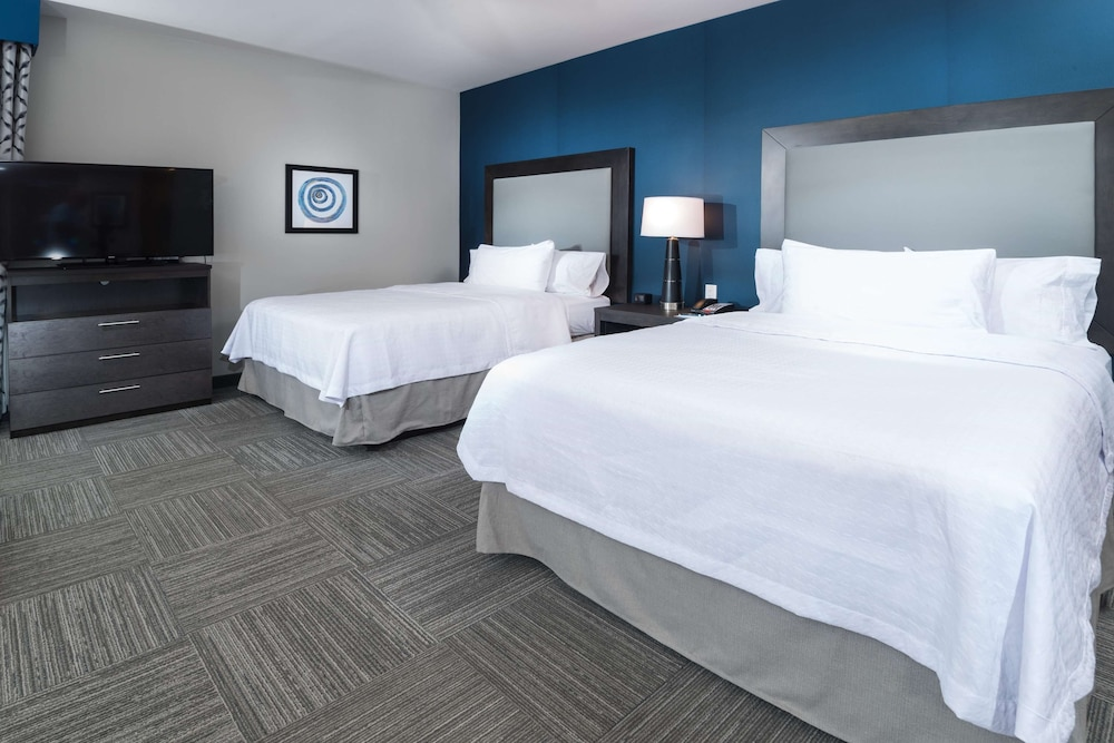 Room, Homewood Suites by Hilton Tulsa Catoosa