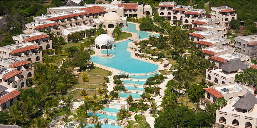 Swahili Beach Resort In Mombasa Hotel