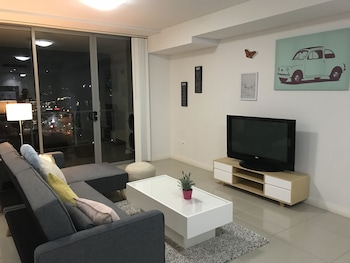 Chic & Cosy Apartment near Airport and CBD