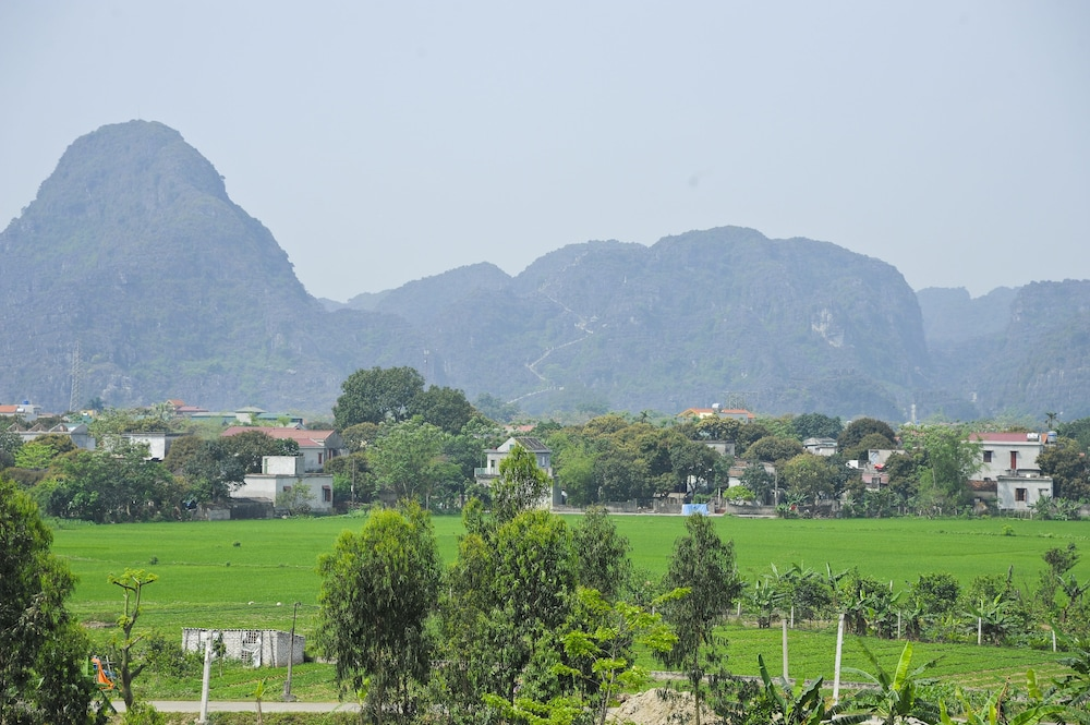 View from Room, Hoang Giang Homestay
