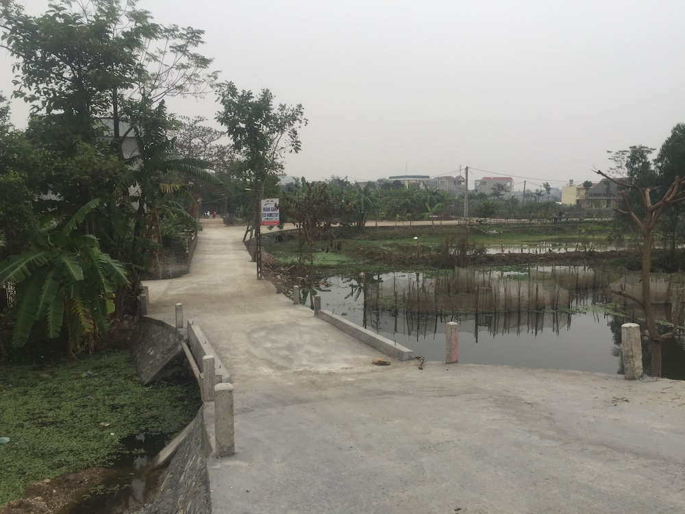 View from Property, Hoang Giang Homestay