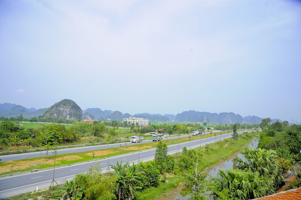 Land View from Property, Hoang Giang Homestay