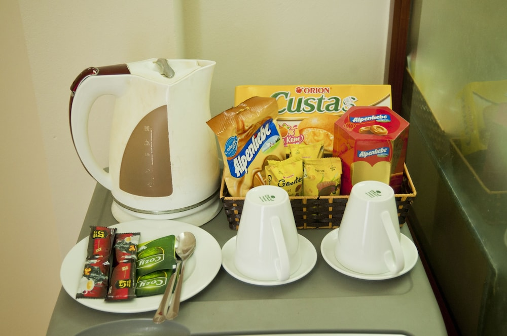 Coffee and/or Coffee Maker, Hoang Giang Homestay