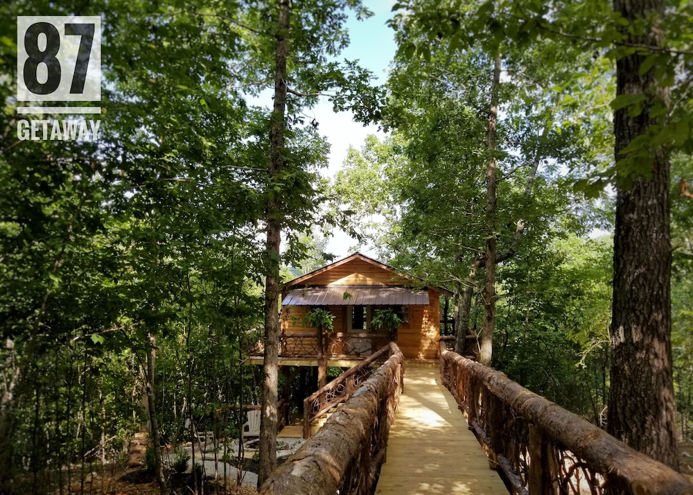 Exterior, The 87getaway Secluded Treehouse Escape