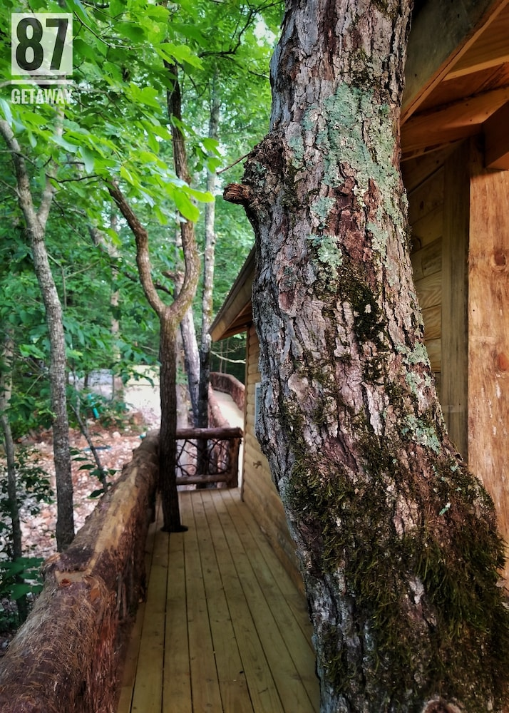 Property Grounds, The 87getaway Secluded Treehouse Escape