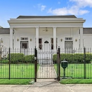 Historic Greek Revival Home in the Riverbend -around the Corner From Jacque-imos
