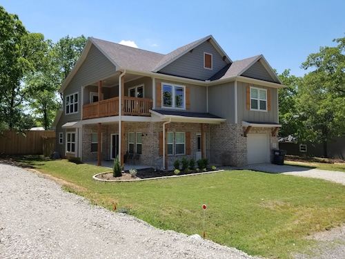 Check Expedia for Availability of Lake Life - Skip's Place - New Home 2017! Walk to Lake! Fire Pit!