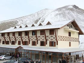 X MOUNTAIN LODGE ERCİYES - All Inclusive