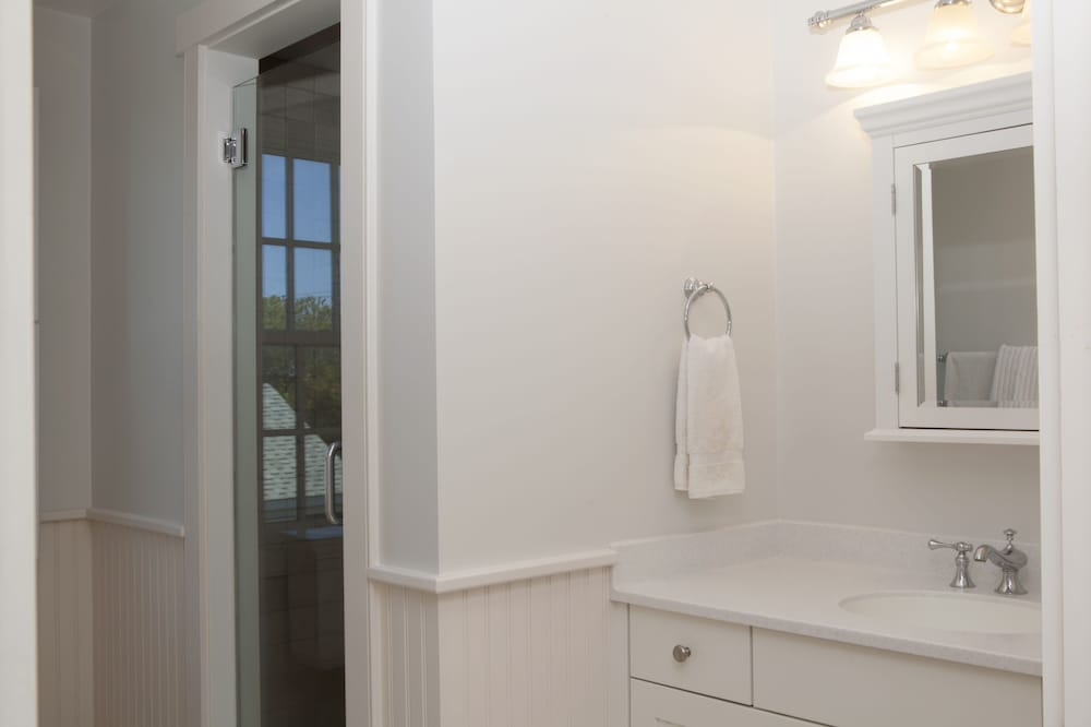 Bathroom, Beautifully Furnished & Impeccably Maintained 5 Bed, 3 1/2 Bath Nantucket Home