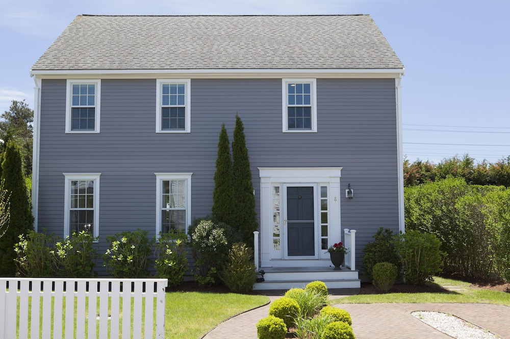 Exterior, Beautifully Furnished & Impeccably Maintained 5 Bed, 3 1/2 Bath Nantucket Home
