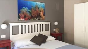 Biancheria da letto di alta qualità, ferro/asse da stiro