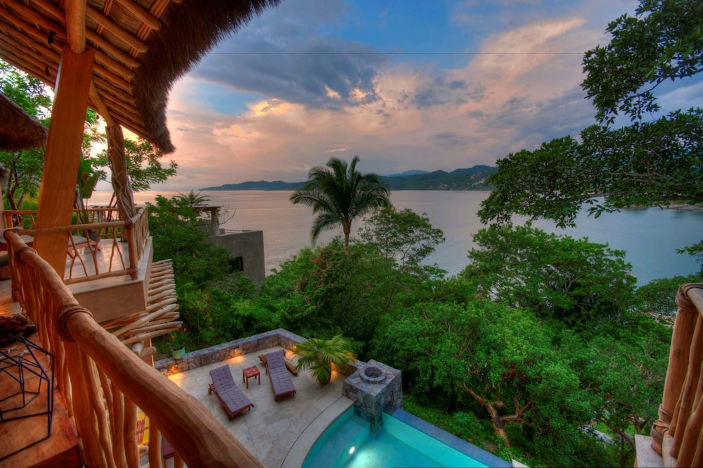 View from Property, Buenavista Boutique - Punta Sayulita