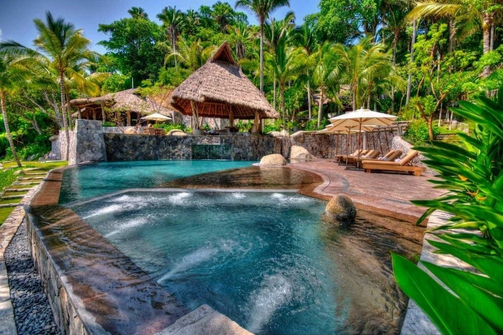 Outdoor Pool, Buenavista Boutique - Punta Sayulita