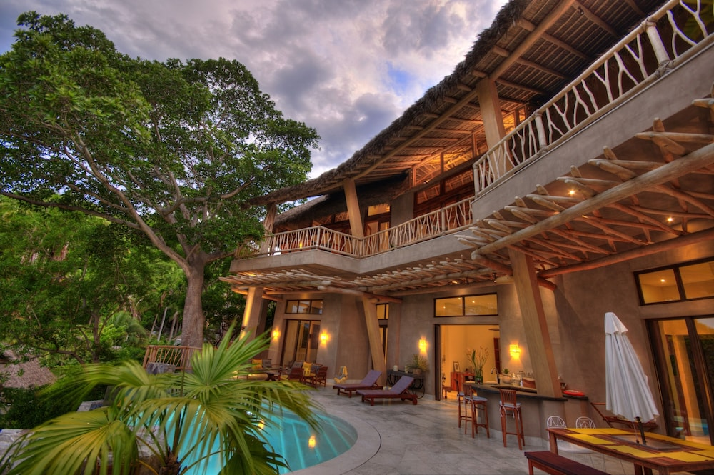 Terrace/Patio, Buenavista Boutique - Punta Sayulita