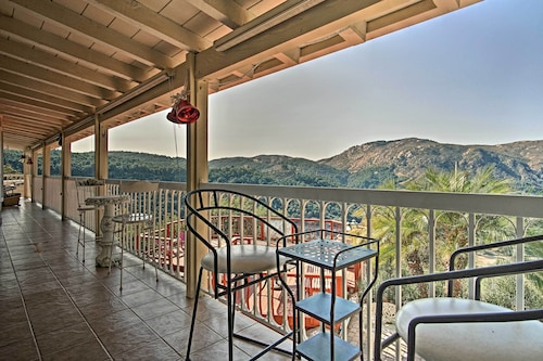 New! 3BR Valley Center House W/beautiful Views