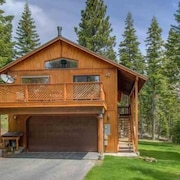 Tahoe Park Getaway in Tahoe City 3 Bedrooms 3 Bathrooms Home by Redawning