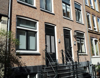 Luxury accommodation in the center of Amsterdam