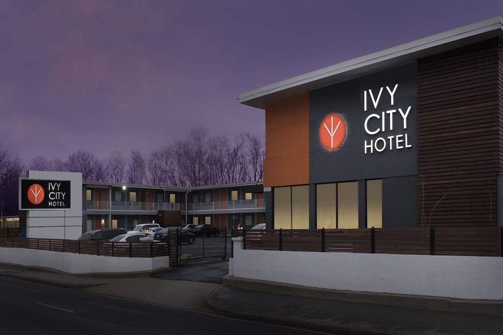 Featured Image, Ivy City Hotel