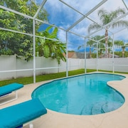 Superior Home With Private Pool, 4307