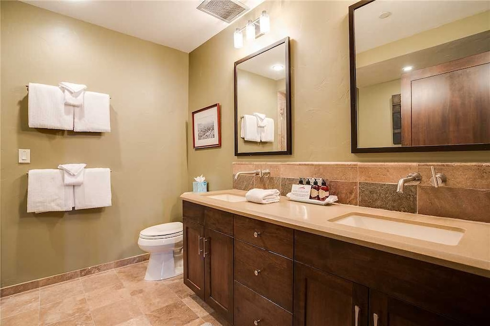 Bathroom, H208b by Pioneer Ridge: Perfect Location + Free City Bus + Luxury Residence