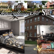 Historic Des Moines Sherman Hill Apartment
