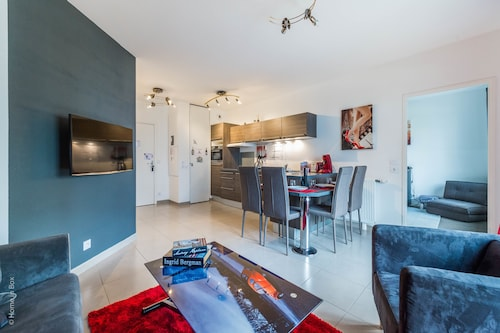 Val d'Europe Furnished apartments close to Disneyland Paris