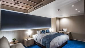 12 chambres, literie de qualité supérieure, couette en duvet d'oie