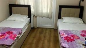 1 chambre, fer et planche à repasser sur demande, Wi-Fi gratuit